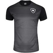 Camiseta do Botafogo Gradient 19 - Masculina