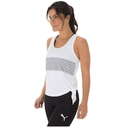 Camiseta Regata Puma Bold Logo Tank - Feminina