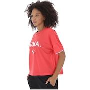 Camiseta Puma Chase Mesh - Feminina