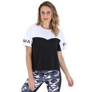 Camiseta Puma XTG Colorblock - Feminina