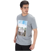 Camiseta Puma Photoprint Skyline - Masculina