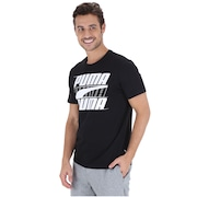Camiseta Puma Rebel Basic - Masculina