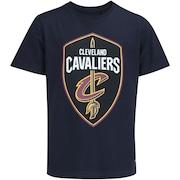 Camiseta NBA Cleveland Cavaliers Big Logo - Infantil