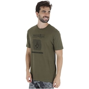 Camiseta Volcom Silk ID - Masculina