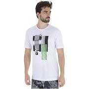 Camiseta Volcom Pixel Fade - Masculina