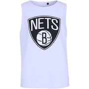 Camiseta Regata NBA Brooklyn Nets Mini - Infantil
