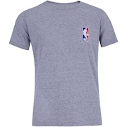 Camiseta NBA Mini Logo Logoman - Infantil