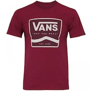 Camiseta Vans Graphic Off The Wall - Masculina