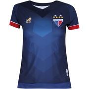 Camisa do Fortaleza I 2019 nº 18 Leão - Feminina