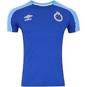 Camisa de Treino do Cruzeiro 2019 Umbro - Masculina 1931429a87357