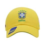 78699d60e Boné Aba Curva da Seleção Brasileira 2019 H86 Nike - Strapback - Adulto