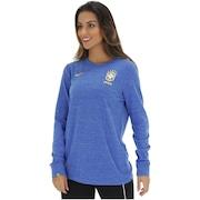 Camiseta Manga Longa da Seleção Brasileira 2019 Nike - Feminina