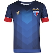 Camisa do Fortaleza Copa Nordeste 2019 nº 18 Leão - Infantil