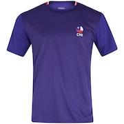 Camiseta Chile 2019 Adams - Masculina