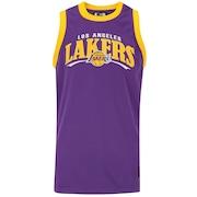 0eeb9d23f8 Camiseta Regata New Era Los Angeles Lakers Versatile Sport Wave - Masculina
