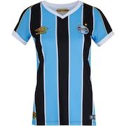 71e315eb0 Camisa do Grêmio I 2019 Umbro - Feminina