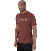 Camiseta Hurley Silk O&O Solid - Masculina