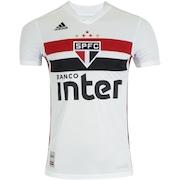 Camisa do São Paulo I 2019 adidas - Masculina