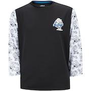 Camiseta Manga Longa Oxer Cebolinha Judô Patch - Infantil