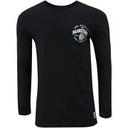 Camiseta Manga Longa NBA Golden State Warriors Crayons - Masculina