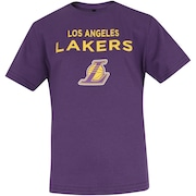 Camiseta NBA Los Angeles Lakers Est Logo - Infantil
