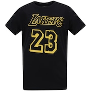 Camiseta NBA Los Angeles Lakers James 23 - Infantil