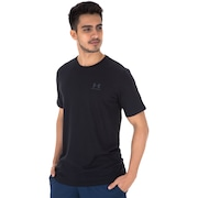 Camiseta Under Armour Left Chest SS - Masculina