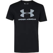 Camiseta Under Armour Logo SS - Masculina