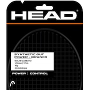 Corda para Raquete de Tênis Head Synt Gut Power 16 1,30mm - 11,5m