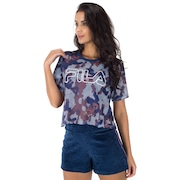 Camiseta Fila Sport Camo - Feminina