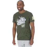 Camiseta Ecko Estampada E508A - Masculina