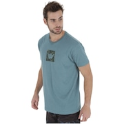 Camiseta Hang Loose Camou - Masculina