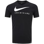 Camiseta do Corinthians 2019 Ground Nike - Masculina