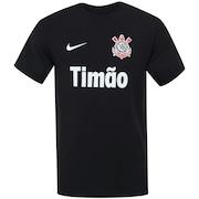 Camiseta do Corinthians Match 2019 Nike - Masculina