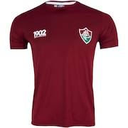 Camiseta do Fluminense Vortex 19 - Masculina
