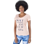 Camiseta Vestem Let It Go - Feminina