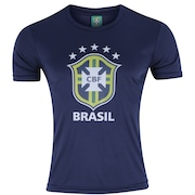 Camiseta do Brasil Logo 19 - Masculina