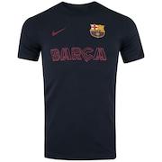 Camiseta Barcelona Core Nike - Masculina