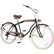 Bicicleta Dropboards Psycle Sixties 18 - Aro 26 - Freios V-Brake - Câmbio Shimano - 7 Marchas