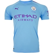 Camisa Manchester City I 19/20 Puma - Masculina