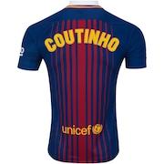 Camisa do Barcelona...