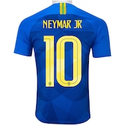 f9e2afd22268e Camisa da Seleção Brasileira II 2018 Nike nº 10 Neymar Jr. - Masculina
