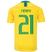 3f790595e48c4 Camisa do Brasil - Camisa Seleção Brasileira 2018   2019 - Centauro