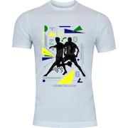 Camiseta Adams - Masculina - Branco - Tabu Francês 1727d70c953e2