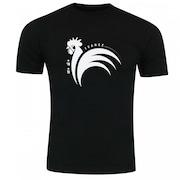 Camiseta Oxer - Masculina - Preto - França I