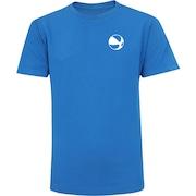 Camiseta Adams Básica Futebol - Infantil - Azul - Bola na Praia Pocket