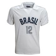 Camisa Retrô Brasil...