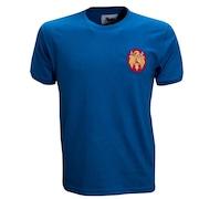 Camisa Retrô Espanha...