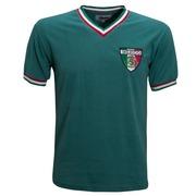 Camisa Retrô México 1970 e2557ce6a2294
