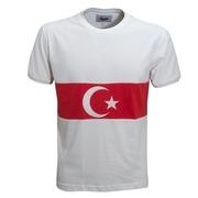 Camisa Retrô Turquia...